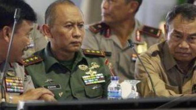 Pangkostrad Letjen TNI Pramono Edhie Wibowo
