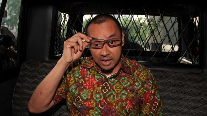 Kurator PT Skycamping Indonesia Puguh Wirawan