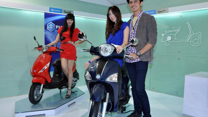 Official Launch Piaggio Indonesia