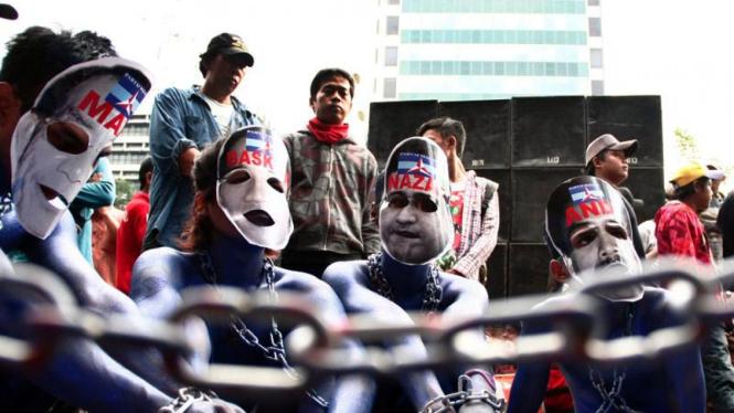 Demo di KPK