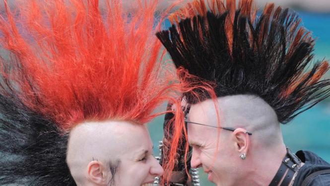Festival Gothic di Jerman