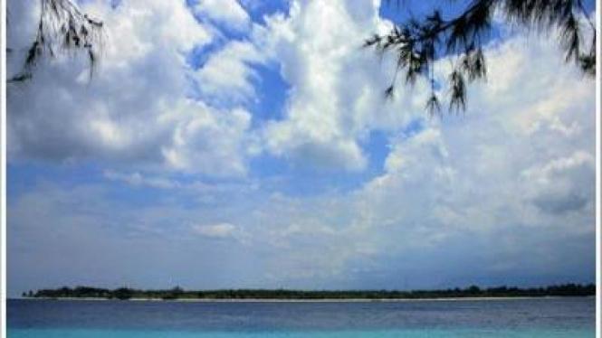Pulau di Lombok