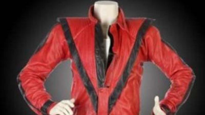Jaket 'Thriller' Michael Jackson