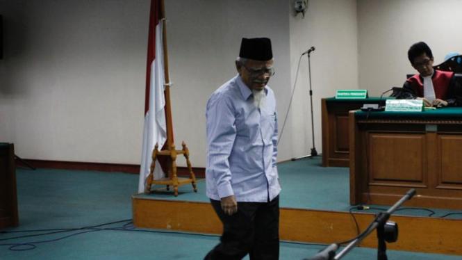 Sidang Daniel Tanjung