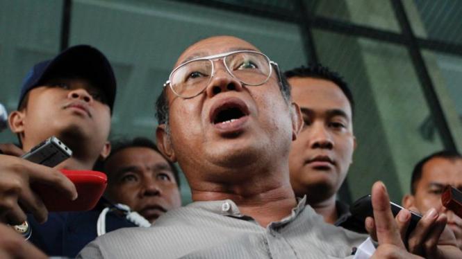 Pemeriksaan Lanjutan Hakim Syarifuddin