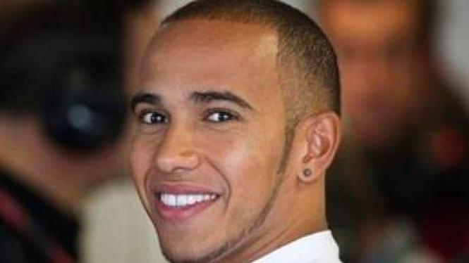 Lewis Hamilton di GP Kanada