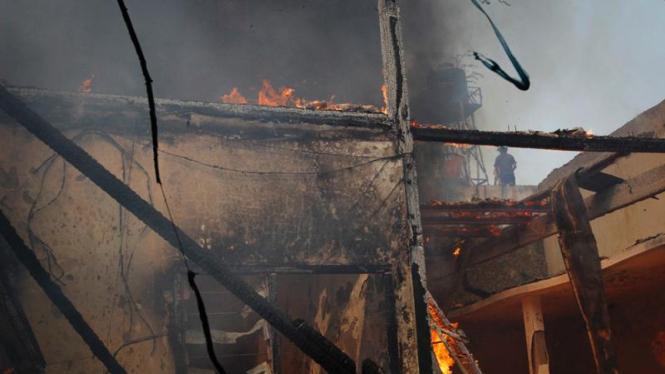 Kebakaran Gang Buntu