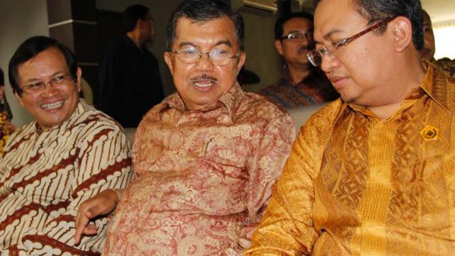 Dialog Kebangsaan Jusuf Kalla, Pramono Anung dan Priyo Budi Santoso