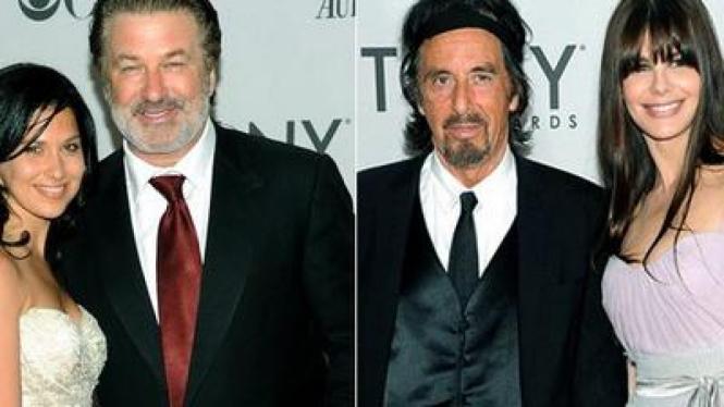 Al Pacino & Alex Baldwin