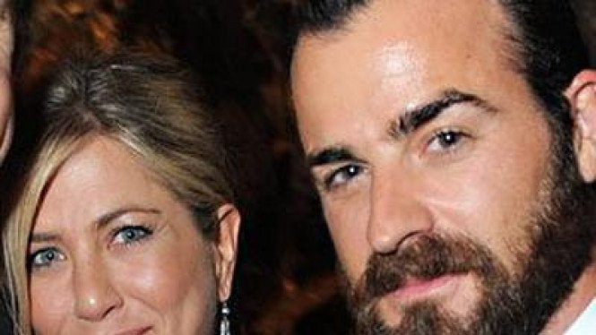 Jennifer Aniston & Justin Theroux