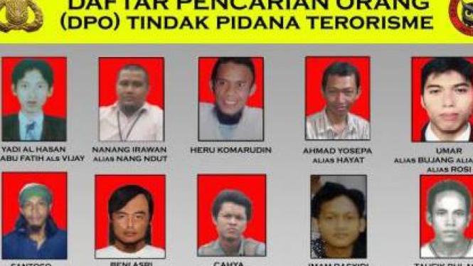 DPO teroris