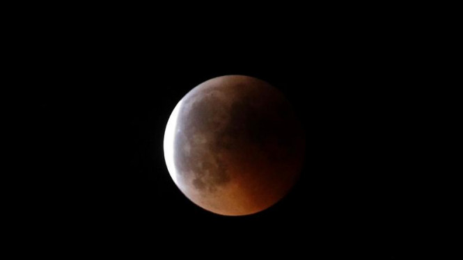 Gerhana bulan total 16 Juni 2011