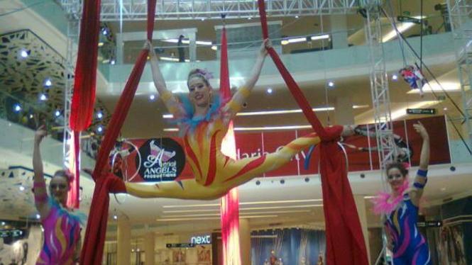 Balet Akrobatik