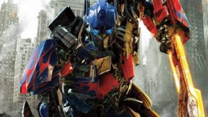 Optimus Prime dalam Film Transformers