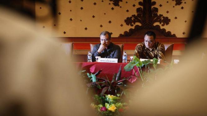 Konfrensi Pers Kasus Hukum Pancung Ruyati