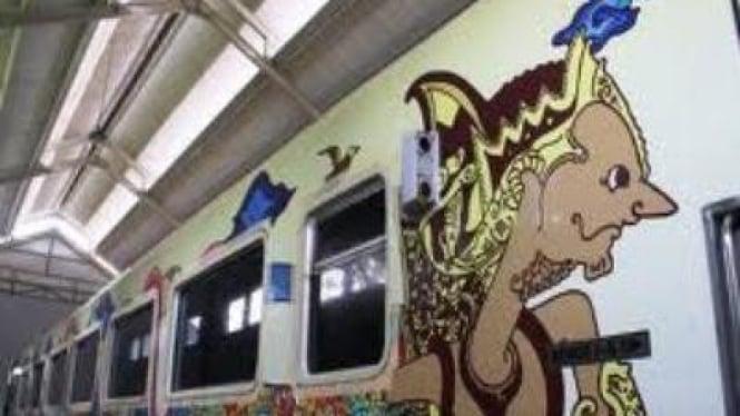 Kereta Api Batik
