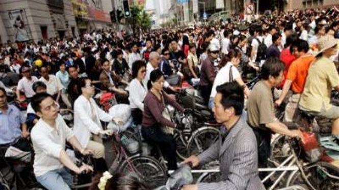 Sepeda di Cina