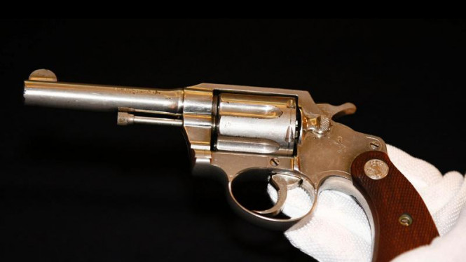 Pistol Al Capone