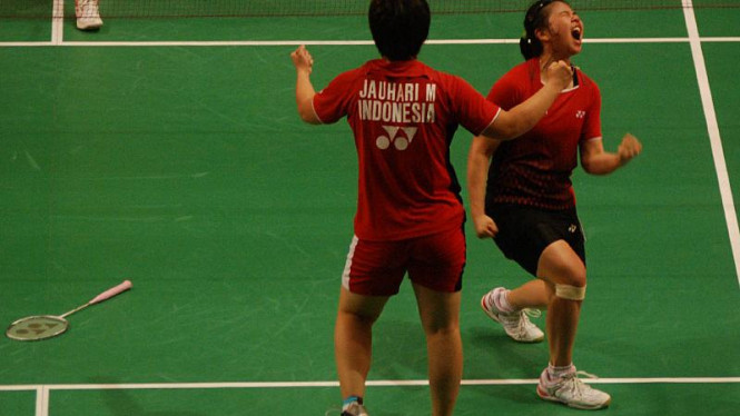 Meiliana Jauhari dan Greysia Polii, Indonesia Open Super Series 2011