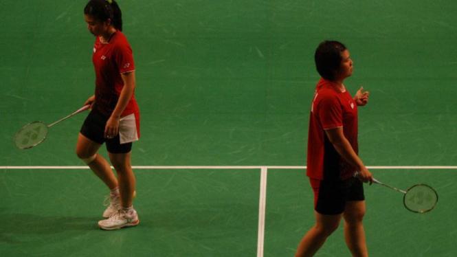 Meiliana Jauhari dan Greysia Polii, Indonesia Open Super Series 2011