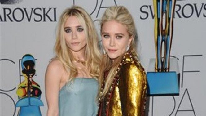 Ashley Olsen dan Mary Kate Olsen