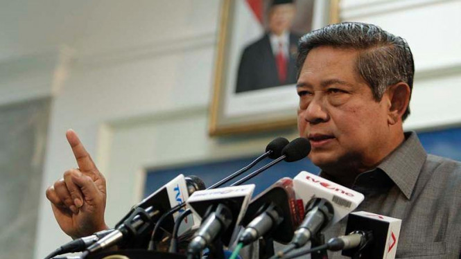 SBY gelar konferensi pers terkait kasus Ruyati
