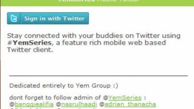 YemSeries