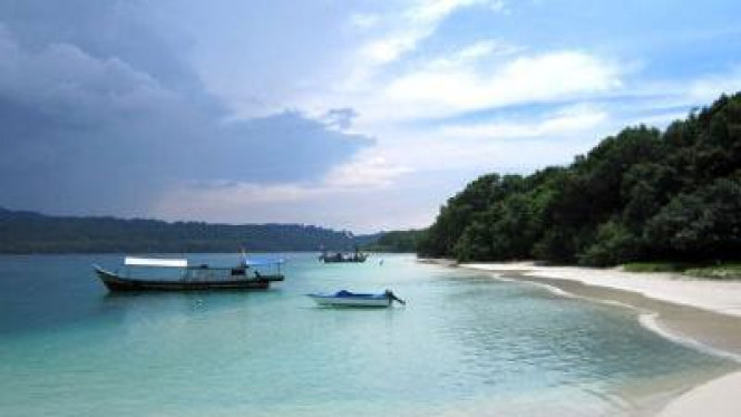 Pantai Peucang, Ujung Kulon
