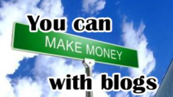 Dapat Uang dari Blog