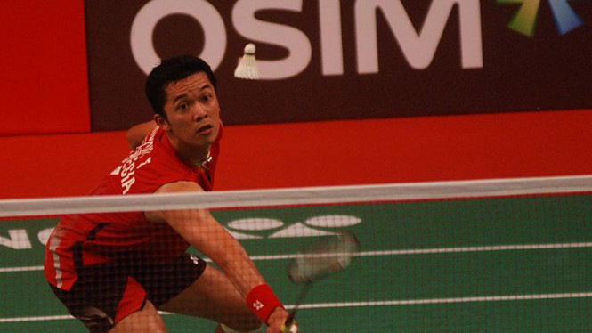 Taufik Hidayat, Djarum Indonesia Open Super Series Premier 2011
