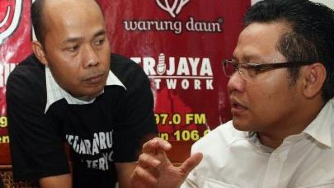 Wahyu Susilo dan Muhaimin Iskandar