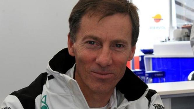 Lin Jarvis, Managing Director Yamaha