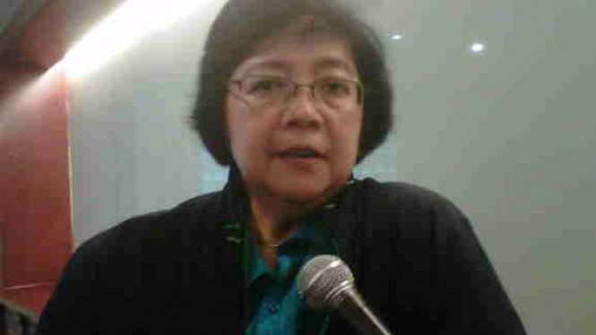 Sekjen DPD Siti Nurbaya