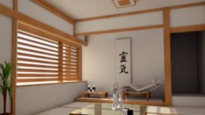 Rumah Gaya Jepang