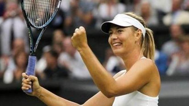 Maria Sharapova di Wimbledon 2011