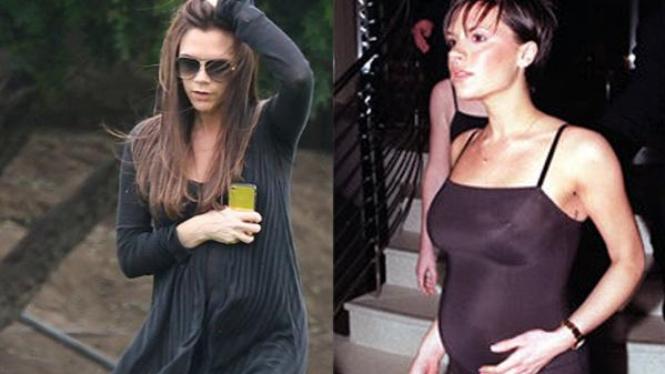 Victoria Beckham hamil
