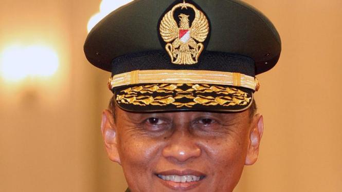 Jenderal Pramono Edhie Wibowo