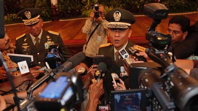 (Dokumentasi) Pelantikan KSAD Jenderal Pramono Edhie Wibowo