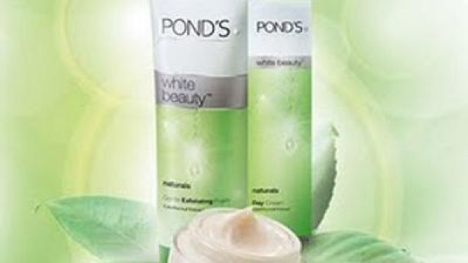 Pond's White Beauty Naturals