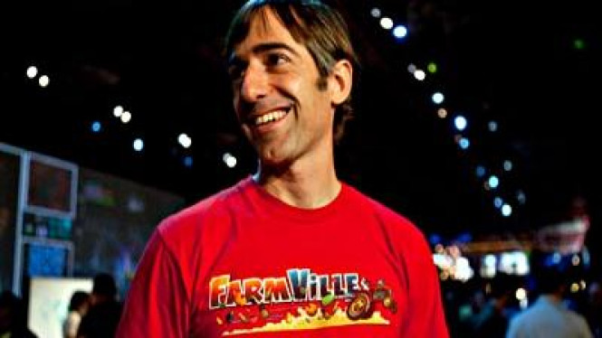 CEO Zynga, Mark Pincus