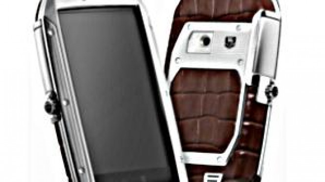 Ponsel Android TAG Heuer Link