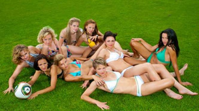 tim sepakbola wanita asal Rusia
