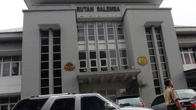 Rumah Tahanan Salemba, Jakarta Pusat.