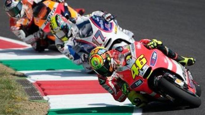 MotoGP Italia di Sirkuit Mugello