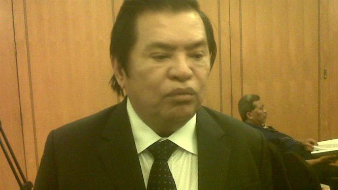 Salah satu pendiri Partai Demokrat, Ventje Rumangkang