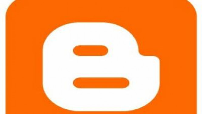 Logo Blogspot.