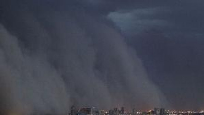 Badai Habub, Arizona