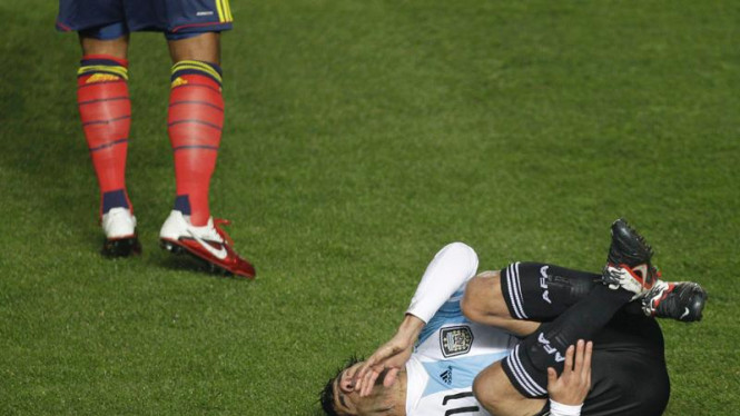 Copa America 2011;Argentina-Kolumbia