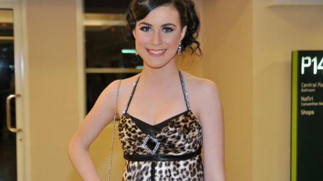 Arumi Bachsin di AMI Awards 2011