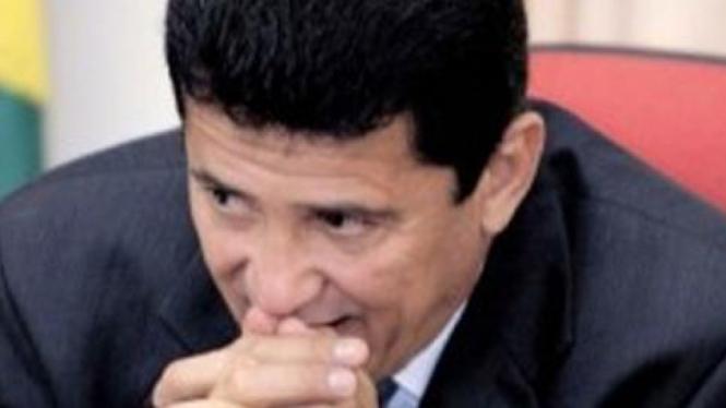 Menteri Perhubungan Brazil, Alfredo Nascimento.